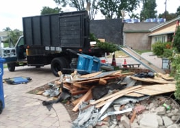 Demolition Services in Los Angeles