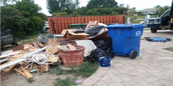 Trash Removal & Demplition Services